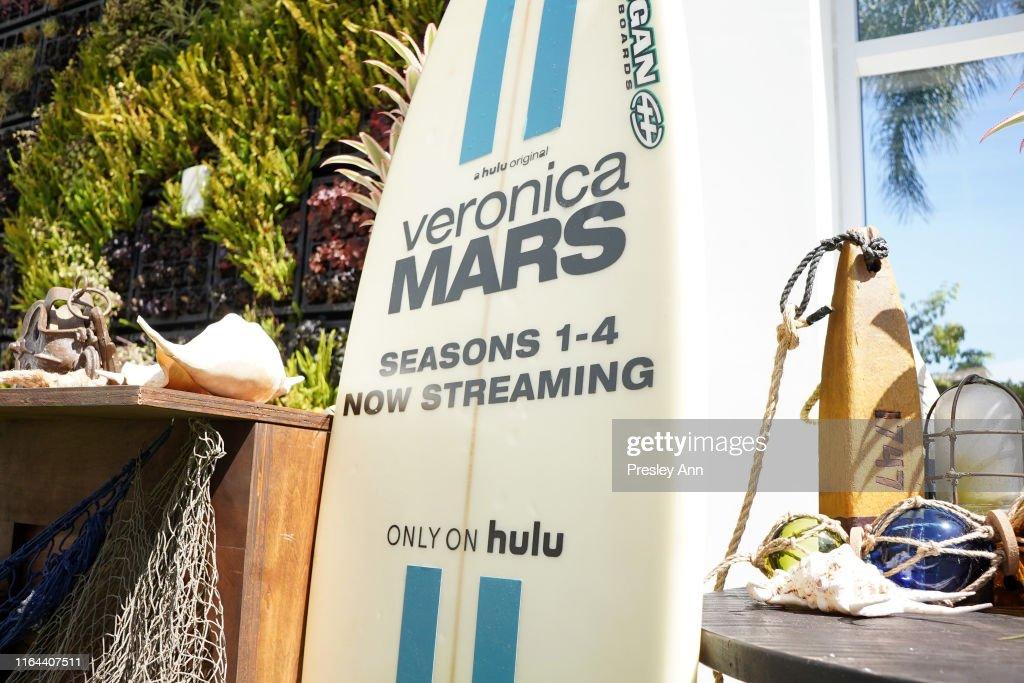 Hulu 2019 Summer TCA Press Tour : News Photo