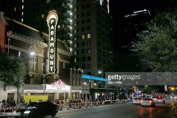 "General view of the atmosphere during the ""Long Shot"" screening at the Paramount Theatre during the 2019 SXSW Conference And Festival on March 9,..."