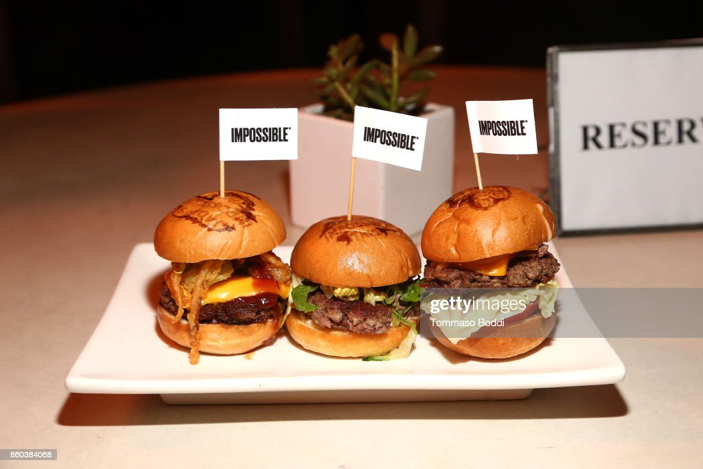A general view of the atmosphere during the Umami Burger x Jaden Smith Artist Series Launch Event at The Grove on October 11, 2017 in Los Angeles, California.