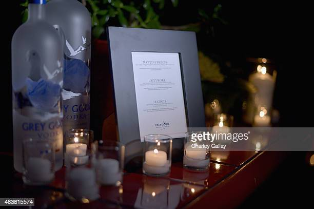A general view of the atmosphere during VANITY FAIR and Barneys New York Dinner benefiting OXFAM hosted by Rooney Mara at Chateau Marmont on February...