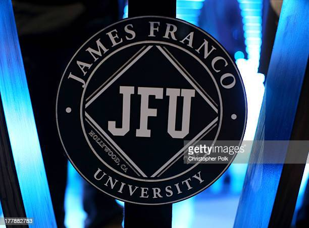 A general view of the atmosphere onstage during The Comedy Central Roast of James Franco at Culver Studios on August 25 2013 in Culver City...