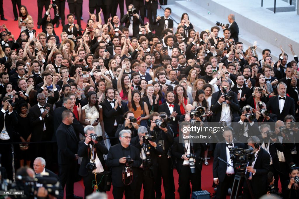 Sting Performs To Close The 71st Annual Cannes Film Festival : News Photo