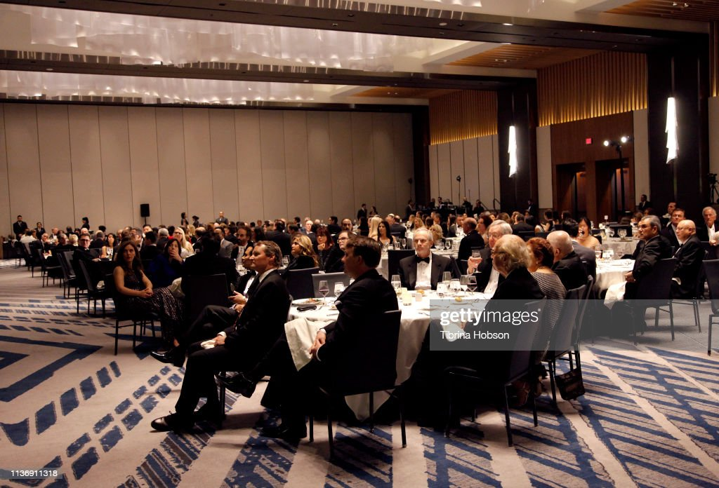 16th Annual Gathering For The Cure Black Tie Gala Of Brain Mapping Foundation : News Photo