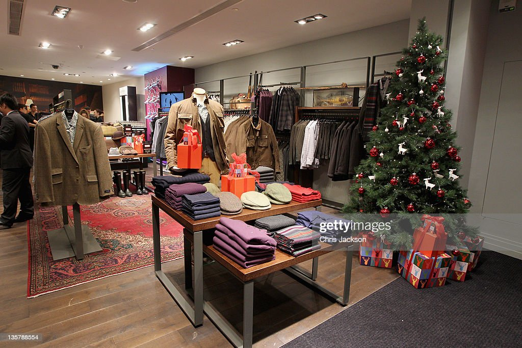 A General View Of The Austin Reed And Viyella Flagship Store During News Photo Getty Images