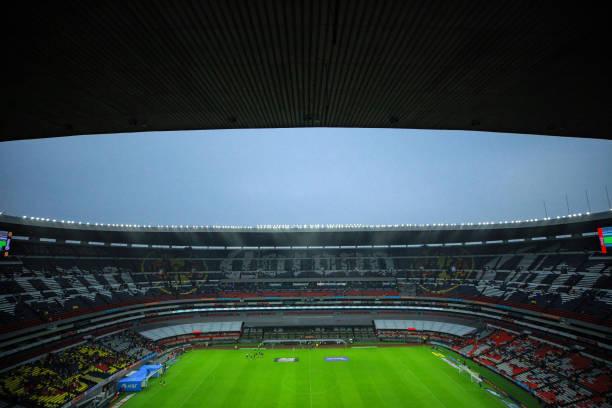 MEX: America v Necaxa - Torneo Grita Mexico A21 Liga MX
