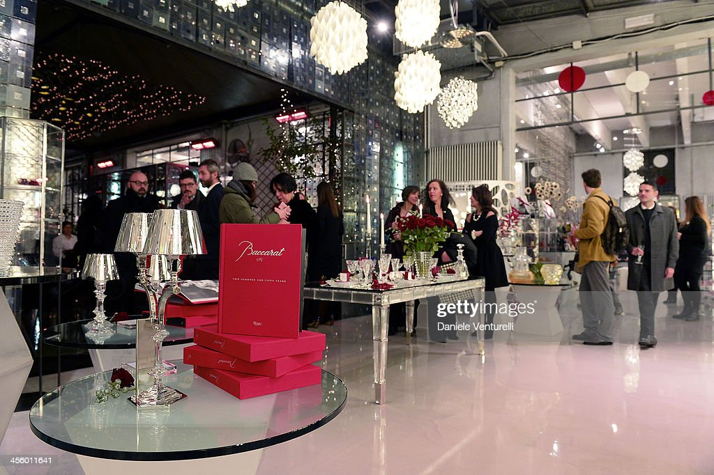 Baccarat TWO HUNDRED AND FIFTY YEARS book Launch Photos and Images ...