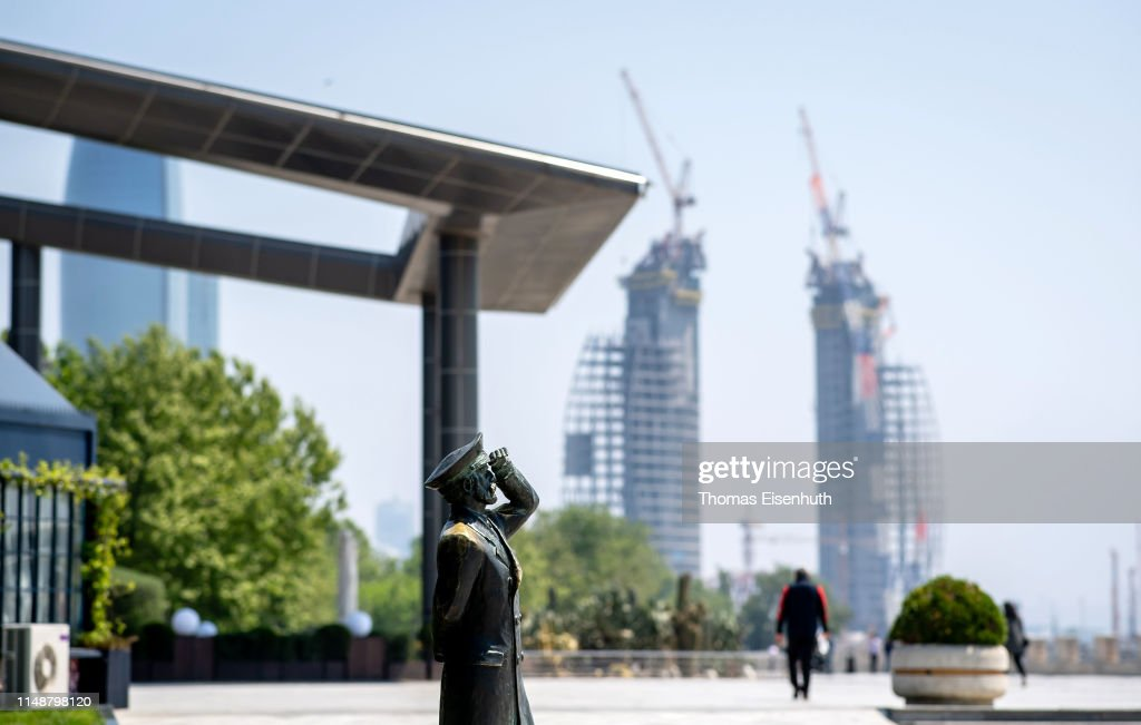 AZE: Azerbaijan's Capital Baku