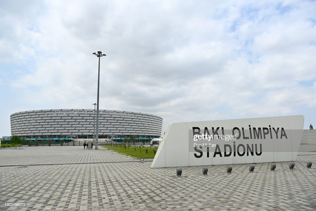 Baku Previews - UEFA Euro 2020 : News Photo