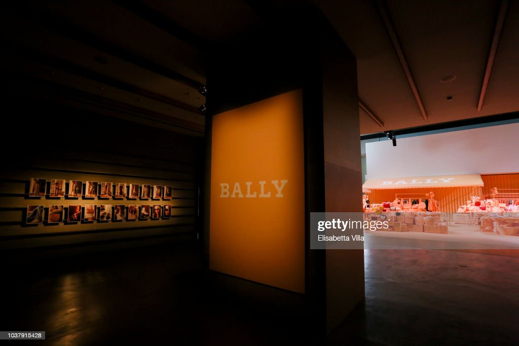 Bally Spring Summer 2019 Press Presentation