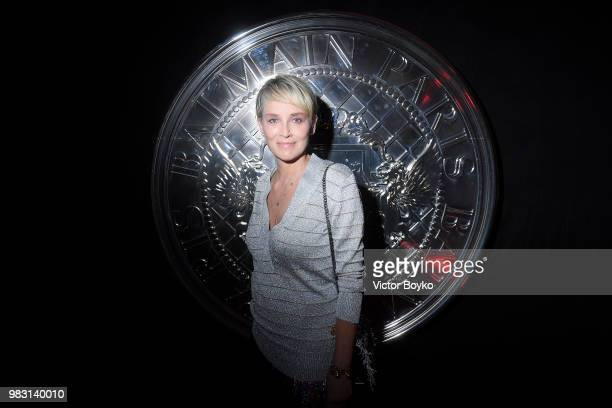General view of the Balmain after party as part of Paris Fashion Week on June 24 2018 in Paris France