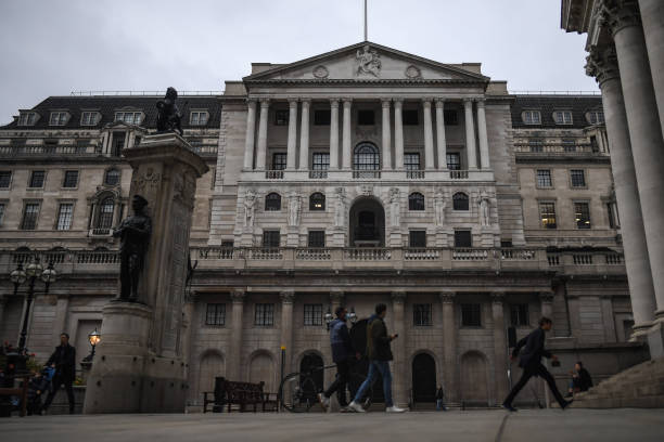 GBR: Bank Of England Considers Negative Interest Rates
