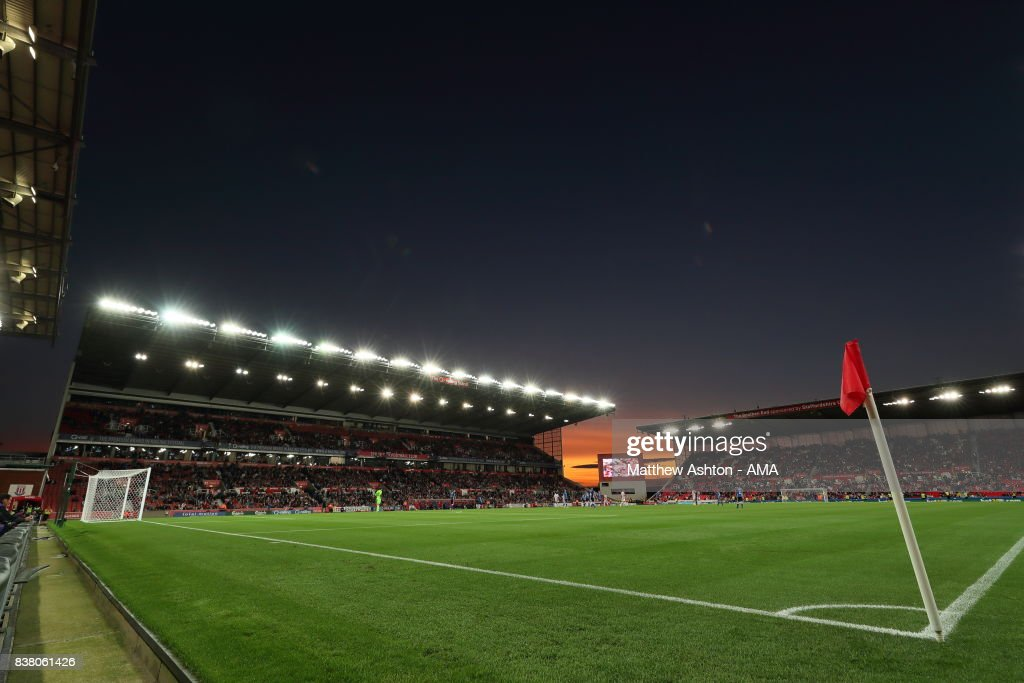 Stoke City v Rochdale - Carabao Cup Second Round : News Photo