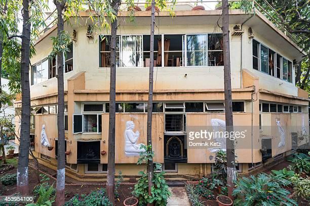 General view of the B.K.S. Iyengar Memorial Yoga Institute in March of 2012 in Pune, India.
