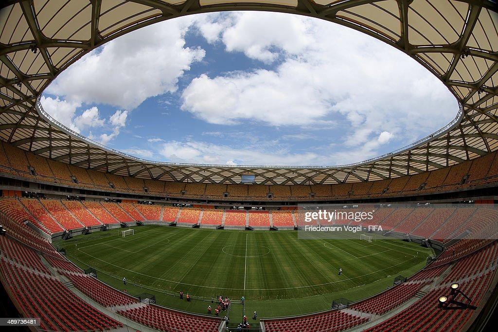 Manaus - 2014 FIFA World Cup Host City Tour : News Photo