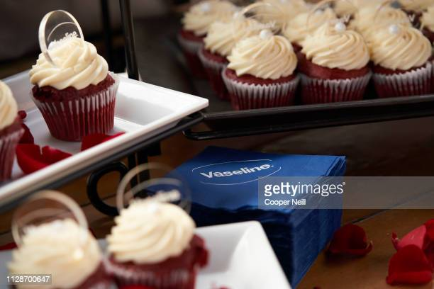 """General view of the """"Breaking up with Dry Skin"""" event presented by Vaseline with Rachel Lindsay at Sundown At Granada on March 4, 2019 in Dallas,..."""