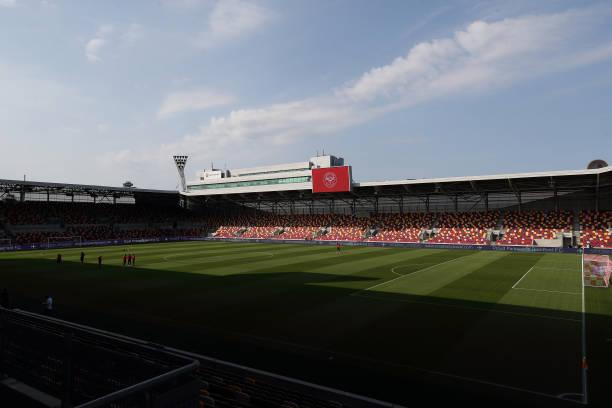 GBR: Brentford v Huddersfield Town - Sky Bet Championship