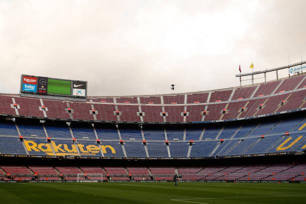 ESP: FC Barcelona v Granada CF - La Liga Santander