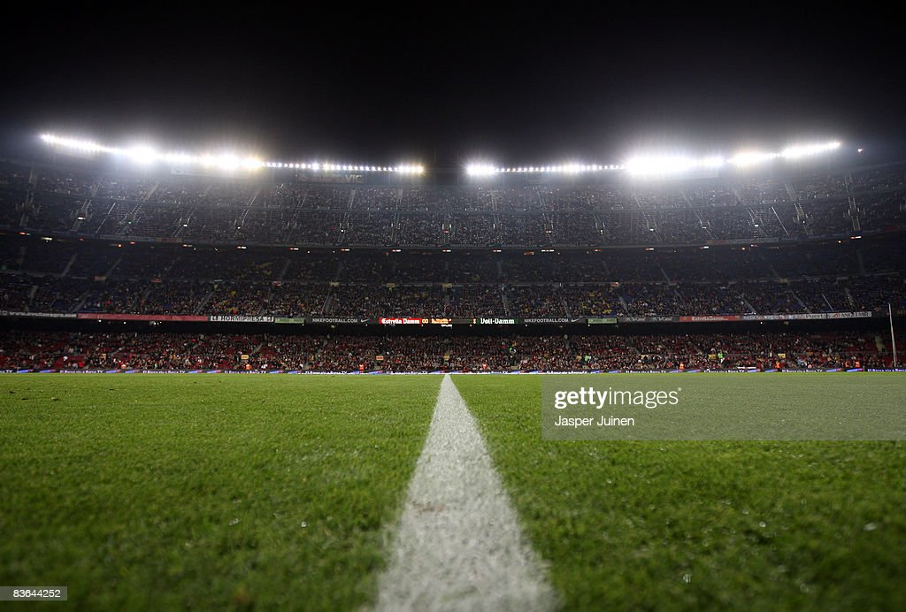 FC Barcelona v Real Valladolid CF - Primera Liga : Nachrichtenfoto