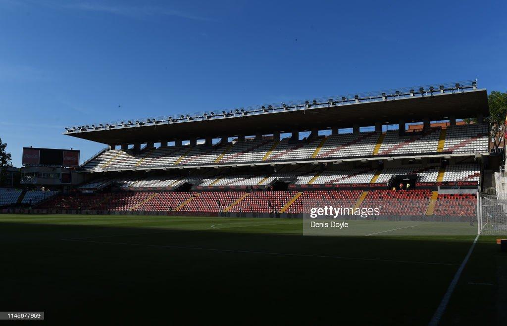 ESP: Rayo Vallecano de Madrid v Real Madrid CF - La Liga