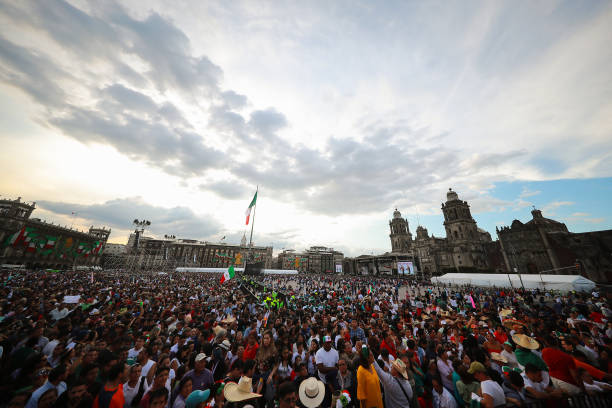 MEX: Mexico Independence Day Celebrations
