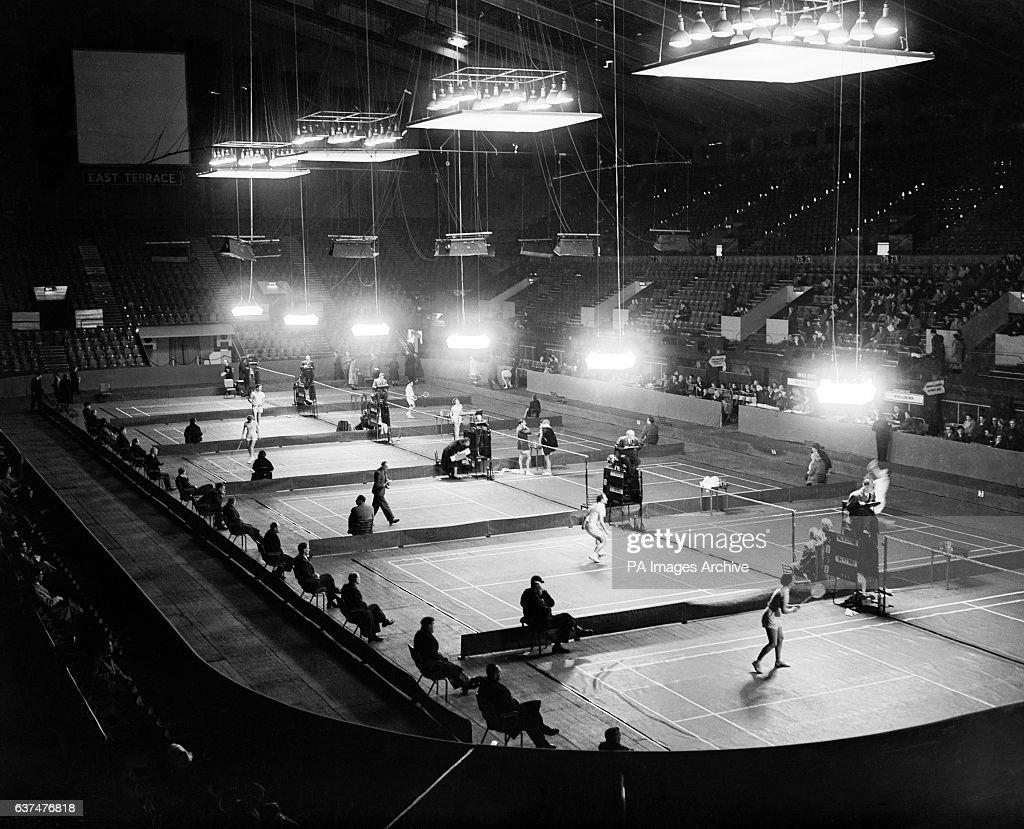 Badminton - All England Badminton Championships - London : News Photo