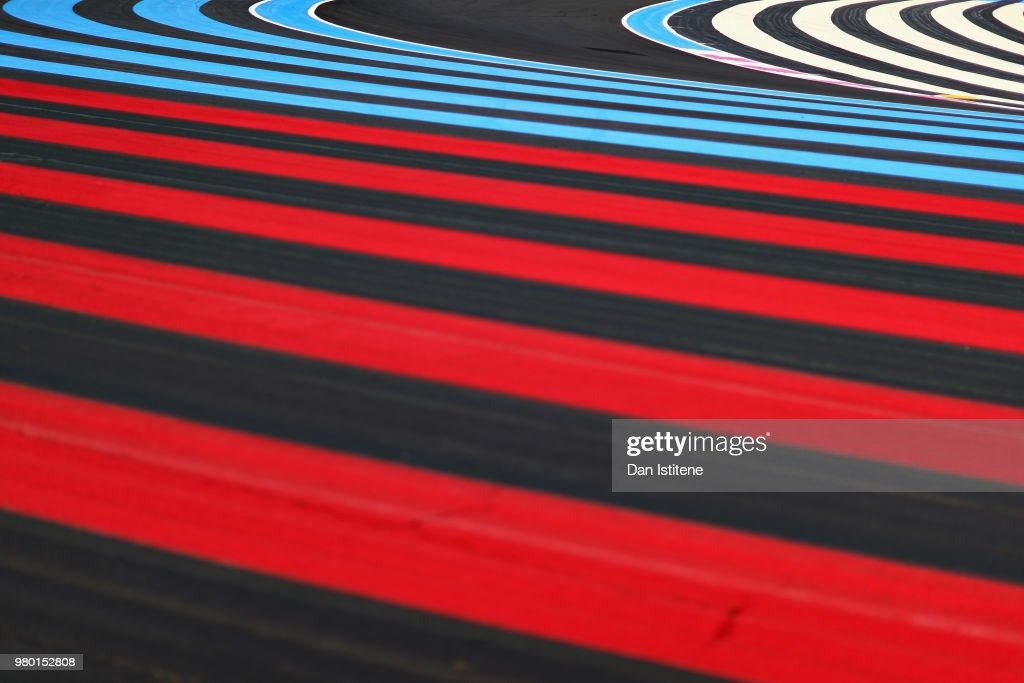 F1 Grand Prix of France - Previews