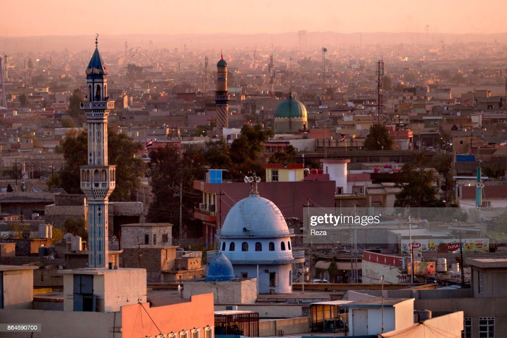 City of Kirkuk : Nieuwsfoto's
