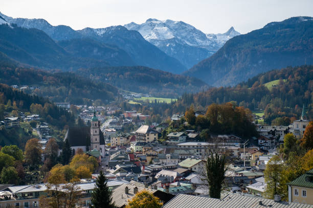 DEU: Bavaria Imposes Lockdown In Berchtesgaden Region As Coronavirus Infections Skyrocket