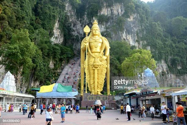 General view of the city of Kuala Lumpur capital of Malaysia Batu caves Kuala Lumpur is the capital of Malaysiait is also the largest city in the...