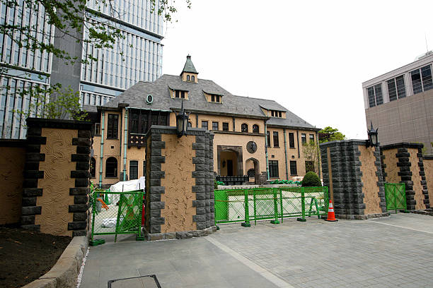 Tokyo garden terrace press preview photos and images for Classic house akasaka