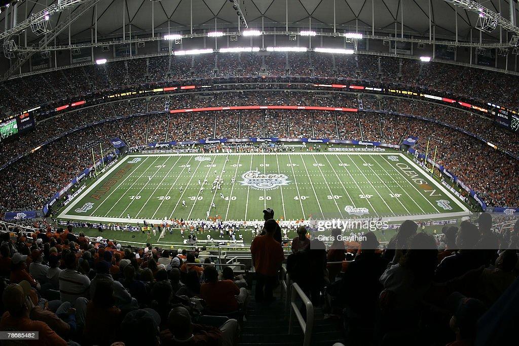Chick-fil-A Bowl - Clemson v Auburn : Nachrichtenfoto