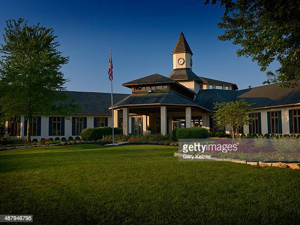 General view of the Clubhouse at the future site of the 96th PGA Championship at Valhalla Golf Club on October 31 2013 in Louisville Kentucky