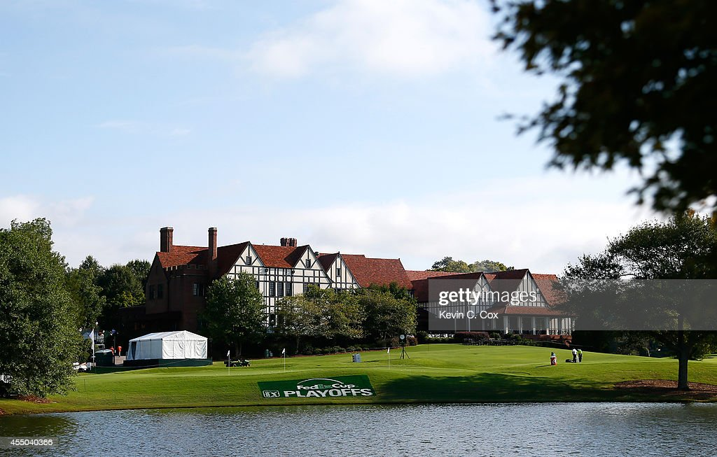 TOUR Championship by Coca-Cola - Preview Day 2 : News Photo