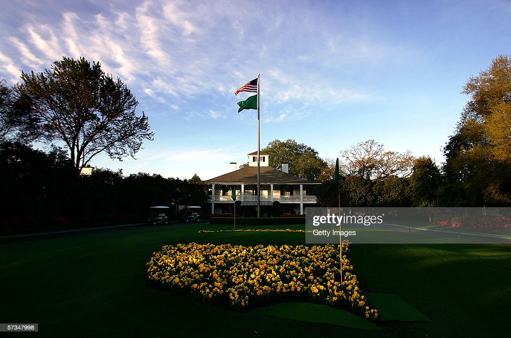 The Masters : News Photo