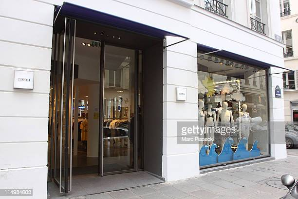 A general view of the 'Colette' store on May 31 2011 in Paris France