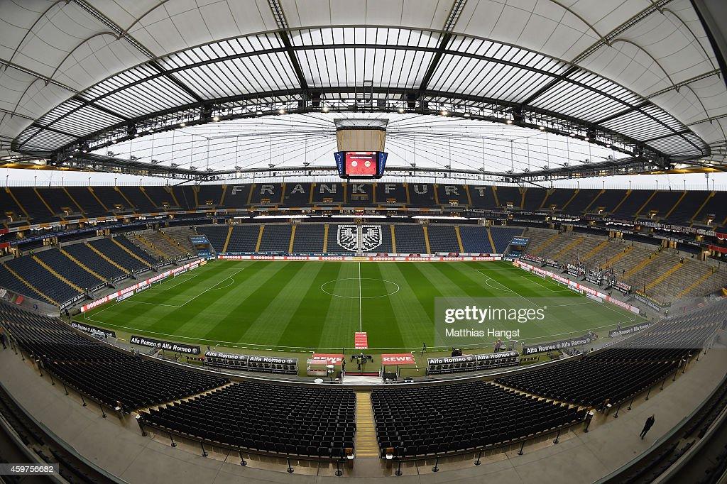 Eintracht Frankfurt v Borussia Dortmund - Bundesliga : ニュース写真