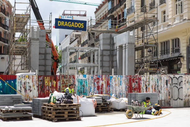 ESP: Gran Via Underground Station Will Reopen In July