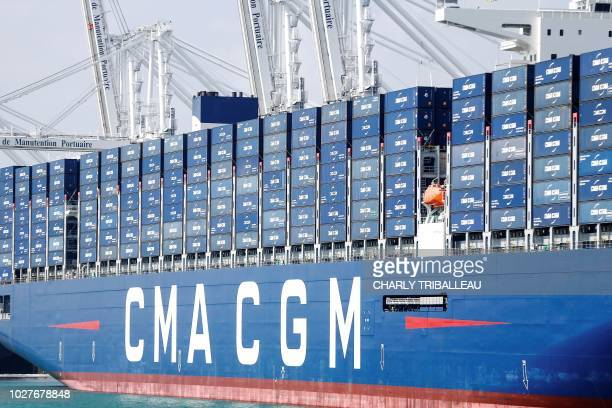 30 Top Cma Cgm Container Ship Pictures, Photos and Images