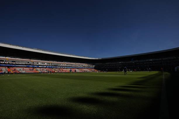 MEX: Queretaro v Monterrey - Torneo Apertura 2021 Liga MX