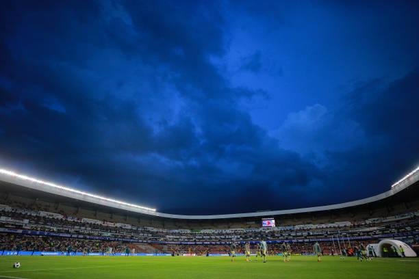 MEX: Queretaro v America - Torneo Grita Mexico A21 Liga MX