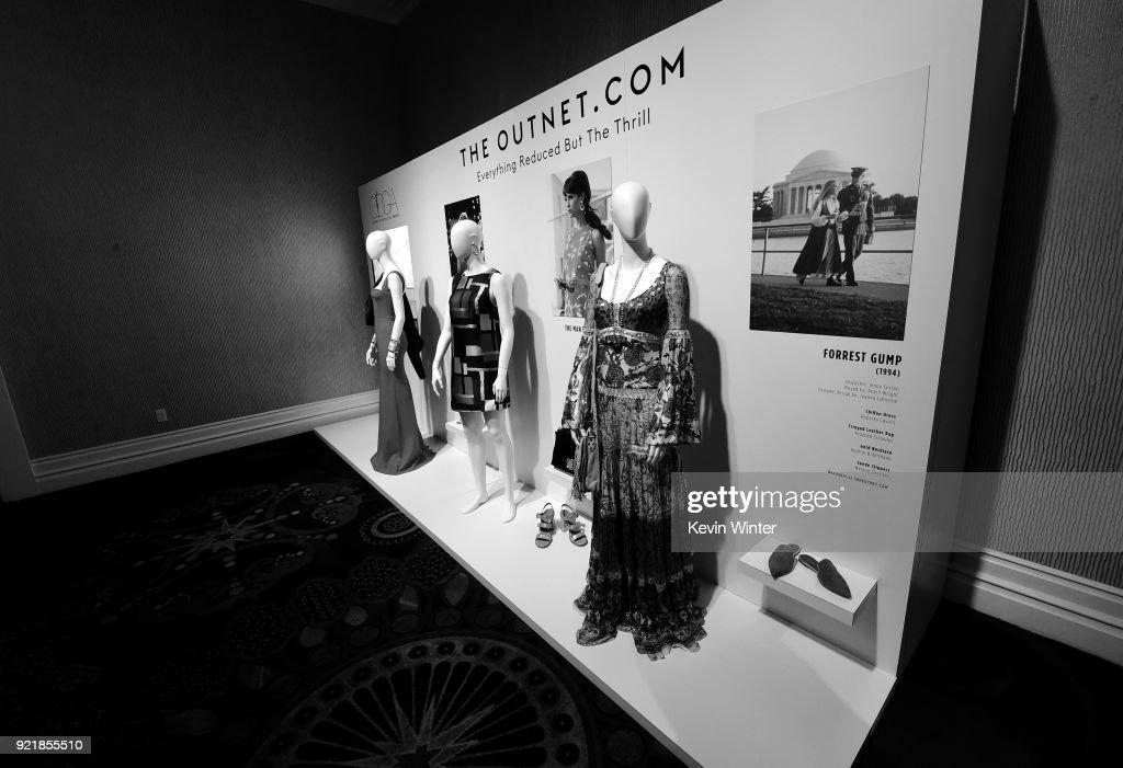 20th CDGA (Costume Designers Guild Awards) - Alternative View : News Photo