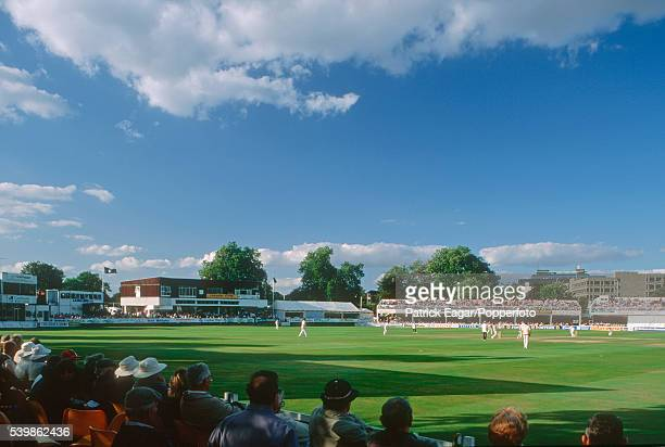 General view of the County Ground at Chelmsford Essex in 1991