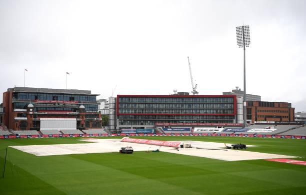 GBR: England v West Indies: Day 1 - Second Test #RaiseTheBat Series