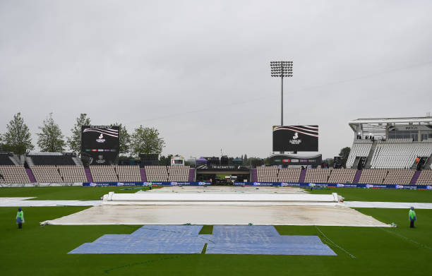 GBR: India v New Zealand - ICC World Test Championship Final: Day 4