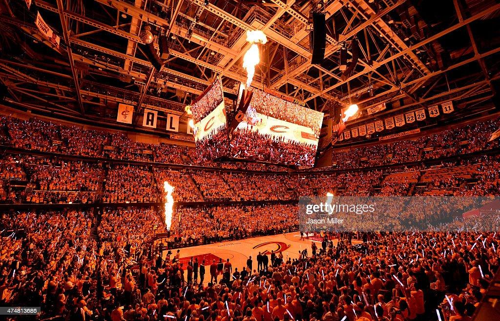 Atlanta Hawks v Cleveland Cavaliers - Game Four : Nachrichtenfoto