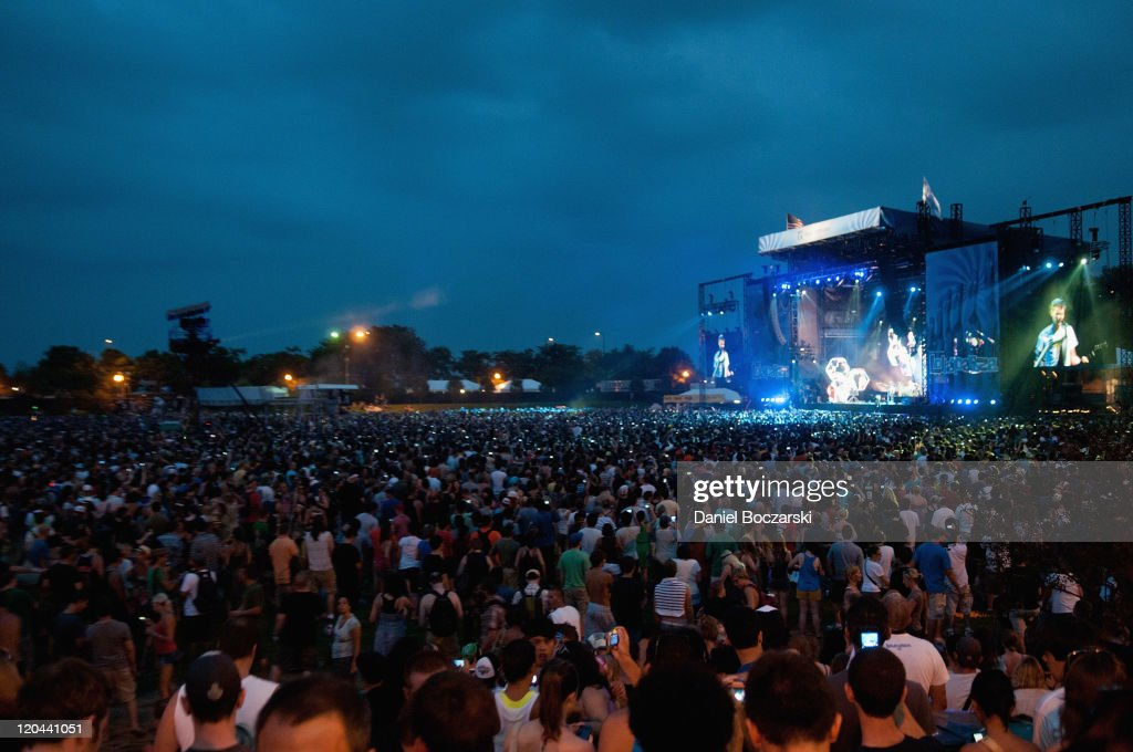 Lollapalooza 2011 - Day 1 : News Photo