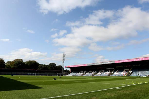 GBR: Rochdale v Portsmouth - Sky Bet League One