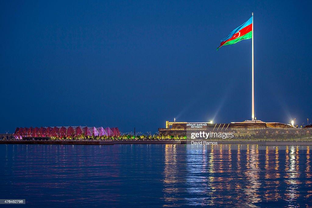 Previews - Baku 2015 - 1st European Games : News Photo