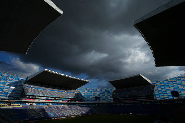 MEX: Puebla v Mazatlan FC - Torneo Apertura 2021 Liga MX