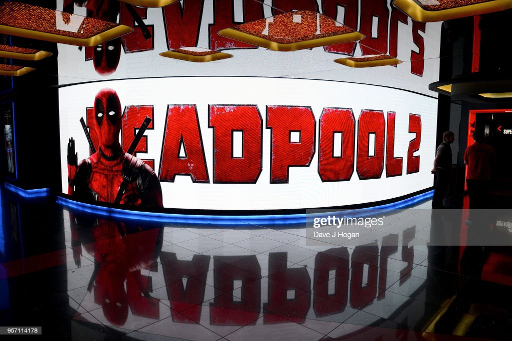 'Deadpool 2' - Fan Screening : News Photo